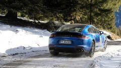 Nuova Porsche Panamera 2017 - Pronta a sfidare il sottozero