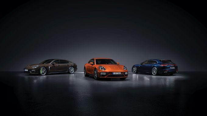 Nuova Porsche Panamera 2021: le tre nuove versioni
