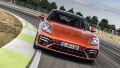 Nuova Porsche Panamera 2021