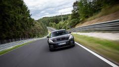Nuova Porsche Panamera al Nurburgring