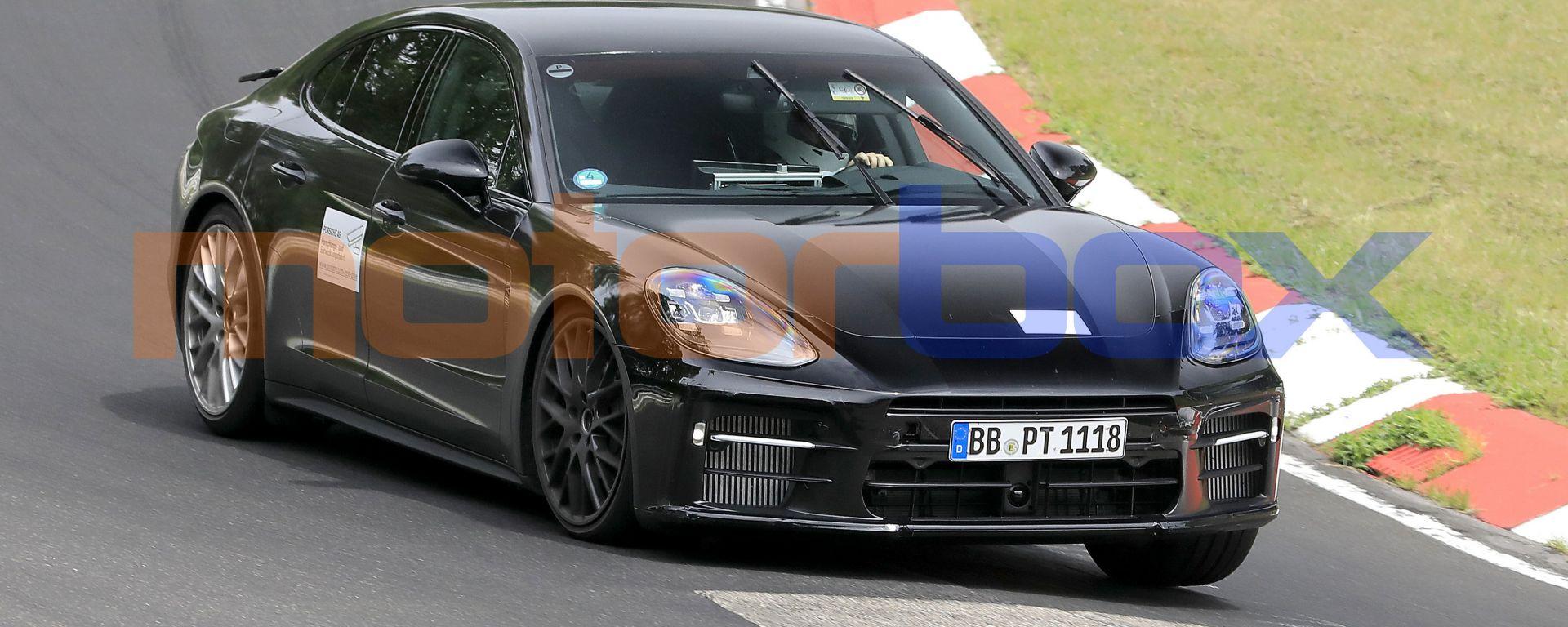 Nuova Porsche Panamera: è già ora di facelift?