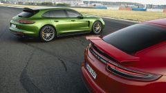 Nuova Porsche Panamera GTS: elogio al V8 in chiave sportiva - Immagine: 1