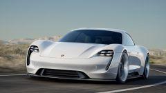 """Porsche Taycan, la top di gamma si chiamerà """"Turbo"""". Sorry? - Immagine: 2"""