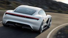 """Porsche Taycan, la top di gamma si chiamerà """"Turbo"""". Sorry? - Immagine: 3"""