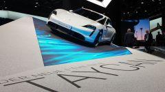 Nuova Porsche Taycan in video dal Salone di Francoforte 2019 - Immagine: 1