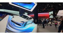 Nuova Porsche Taycan in video dal Salone di Francoforte 2019 - Immagine: 3