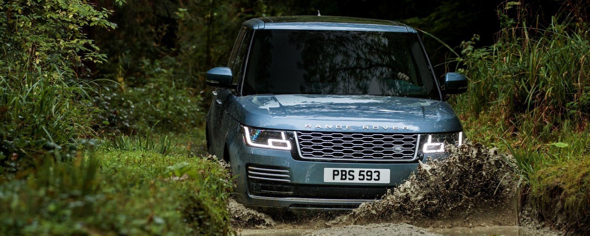 Nuova Range Rover 2018: tutto quello che c'è da sapere