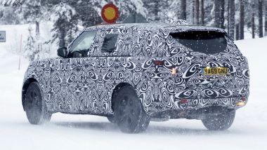 Nuova Range Rover 2020: abitacolo extralusso e guida autonoma evoluta
