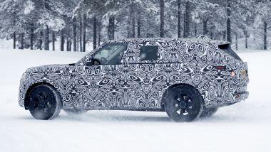 Nuova Range Rover 2020: arriva anche la passo lungo LWB