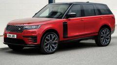 Nuova Range Rover motori, interni, scheda tecnica, foto