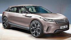 Nuovo Range Rover Crossover 2021: motori, dimensioni, ultime news