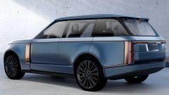 Nuova Range Rover elettrica (2024): motore, batterie, ultime news