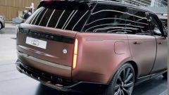 Nuova Range Rover 2022: le prime foto del SUV inglese