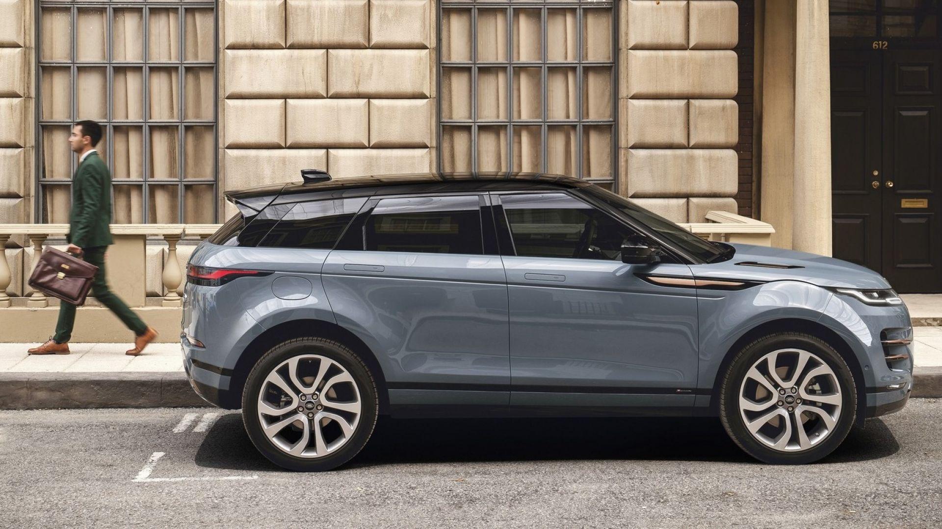 Nuova Range Rover Evoque 2019  Anche Ibrida  I Prezzi Al