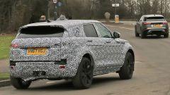 Nuova Range Rover Evoque: le foto spia - Immagine: 6