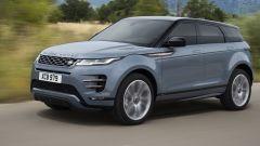 Nuova Range Rover Evoque 2019: primo contatto in video - Immagine: 15