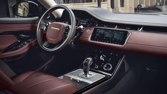 Range Rover Evoque 2019 interni