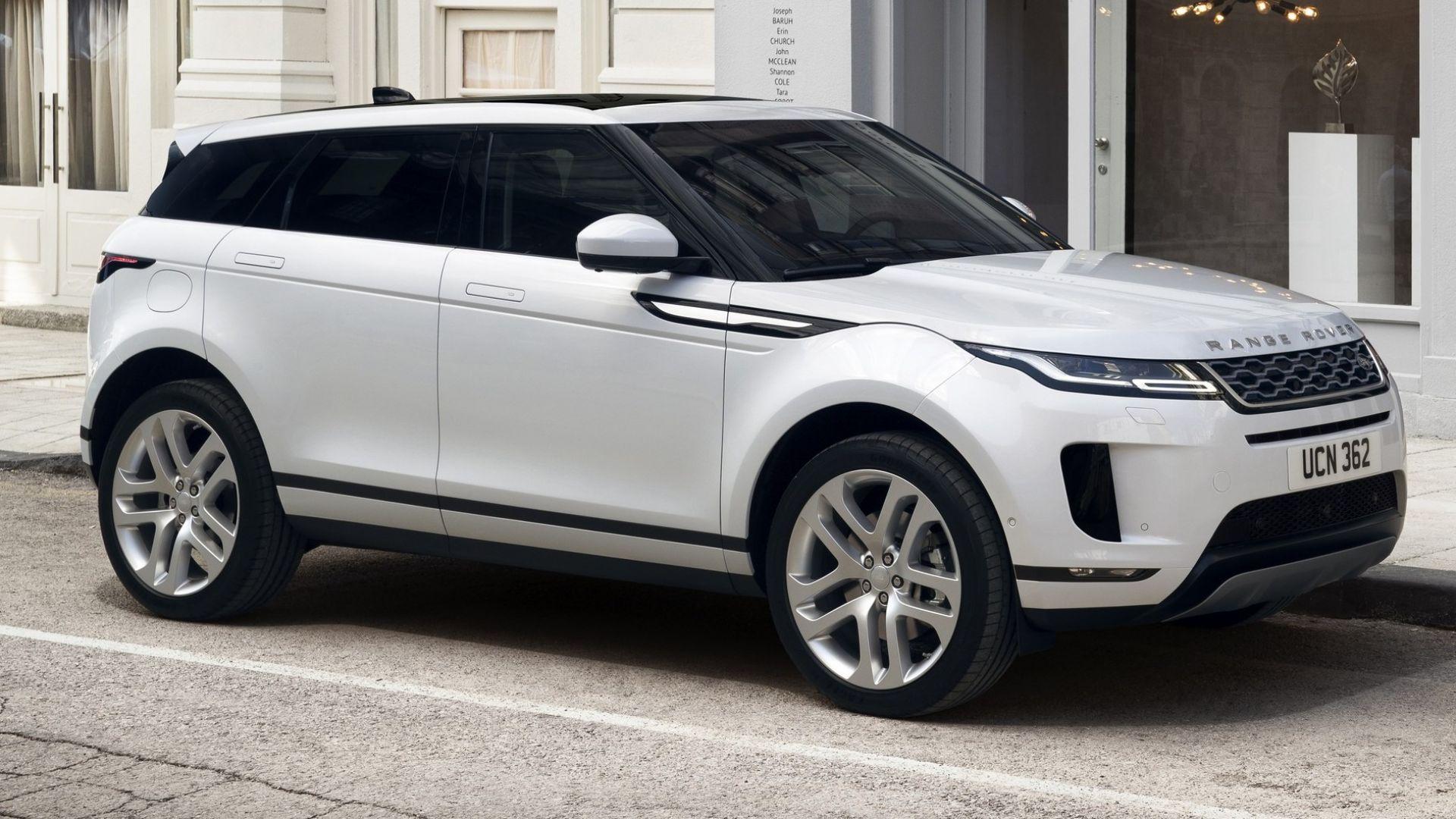 Range Rover Evoque 2019: novità, uscita, prezzo, motori e ...