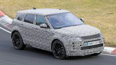 Nuova Range Rover Evoque: arriva nel 2019 con tecnologia mild hybrid
