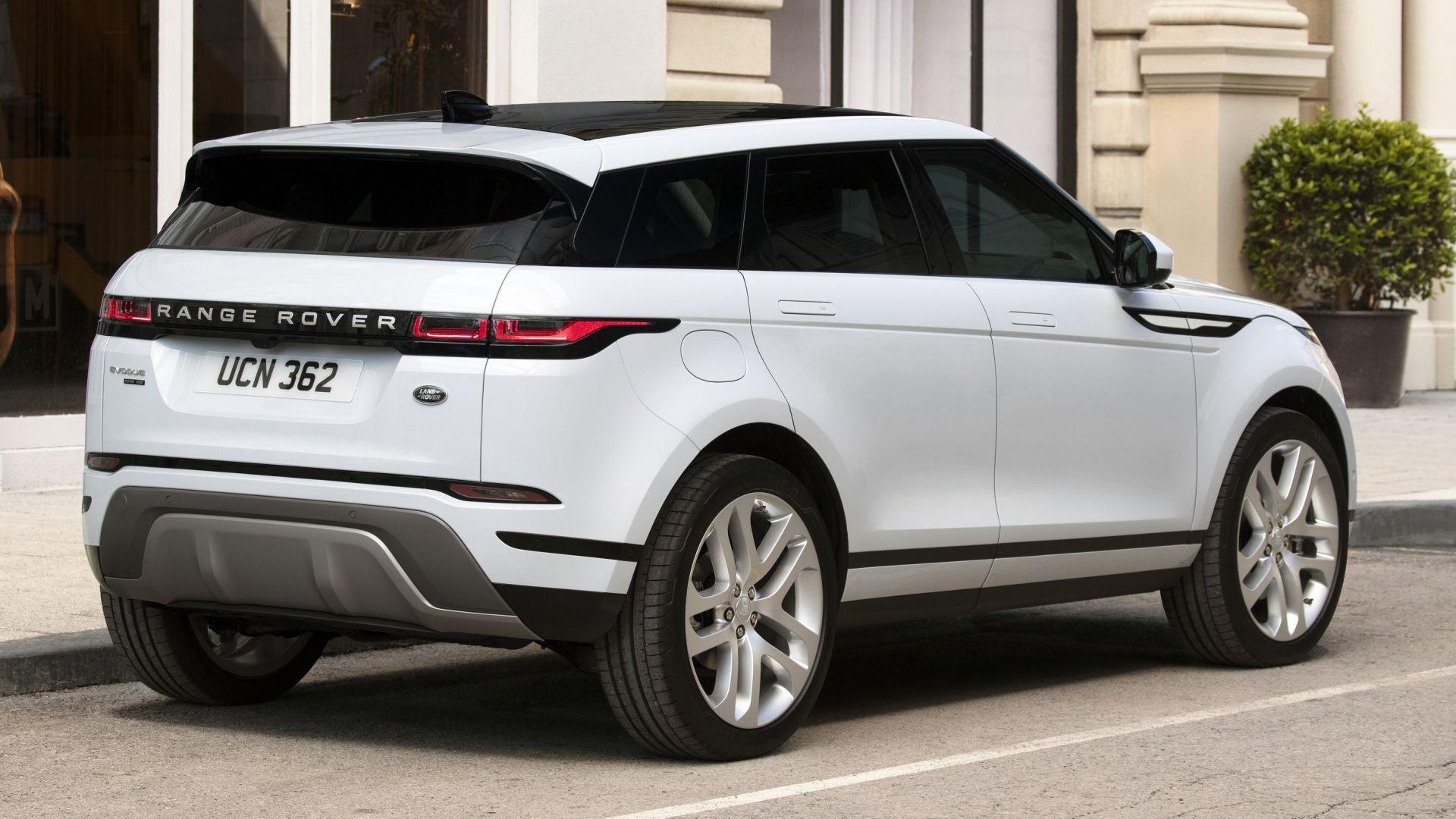 test nuova range rover evoque 2019 la prova della stampa. Black Bedroom Furniture Sets. Home Design Ideas