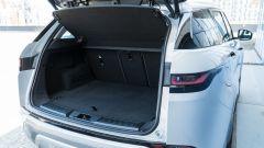 Nuova Range Rover Evoque: il bagagliaio