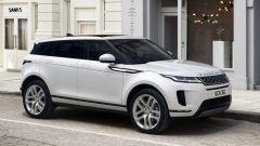 Nuova Range Rover Evoque, in arrivo nel 2019