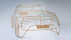 Nuova Range Rover Evoque, l'attesa sta per finire. Come sarà - Immagine: 4