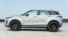 Nuova Range Rover Evoque: vista laterale