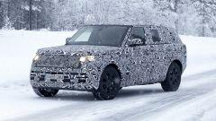Nuova Range Rover LWB: confermato l'arrivo del SUV a passo lungo