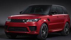 Range Rover Sport MY2018: con il restyling debutta l'ibrida - Immagine: 16