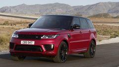 Range Rover Sport MY2018: con il restyling debutta l'ibrida - Immagine: 1