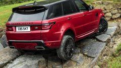 Range Rover Sport MY2018: con il restyling debutta l'ibrida - Immagine: 8