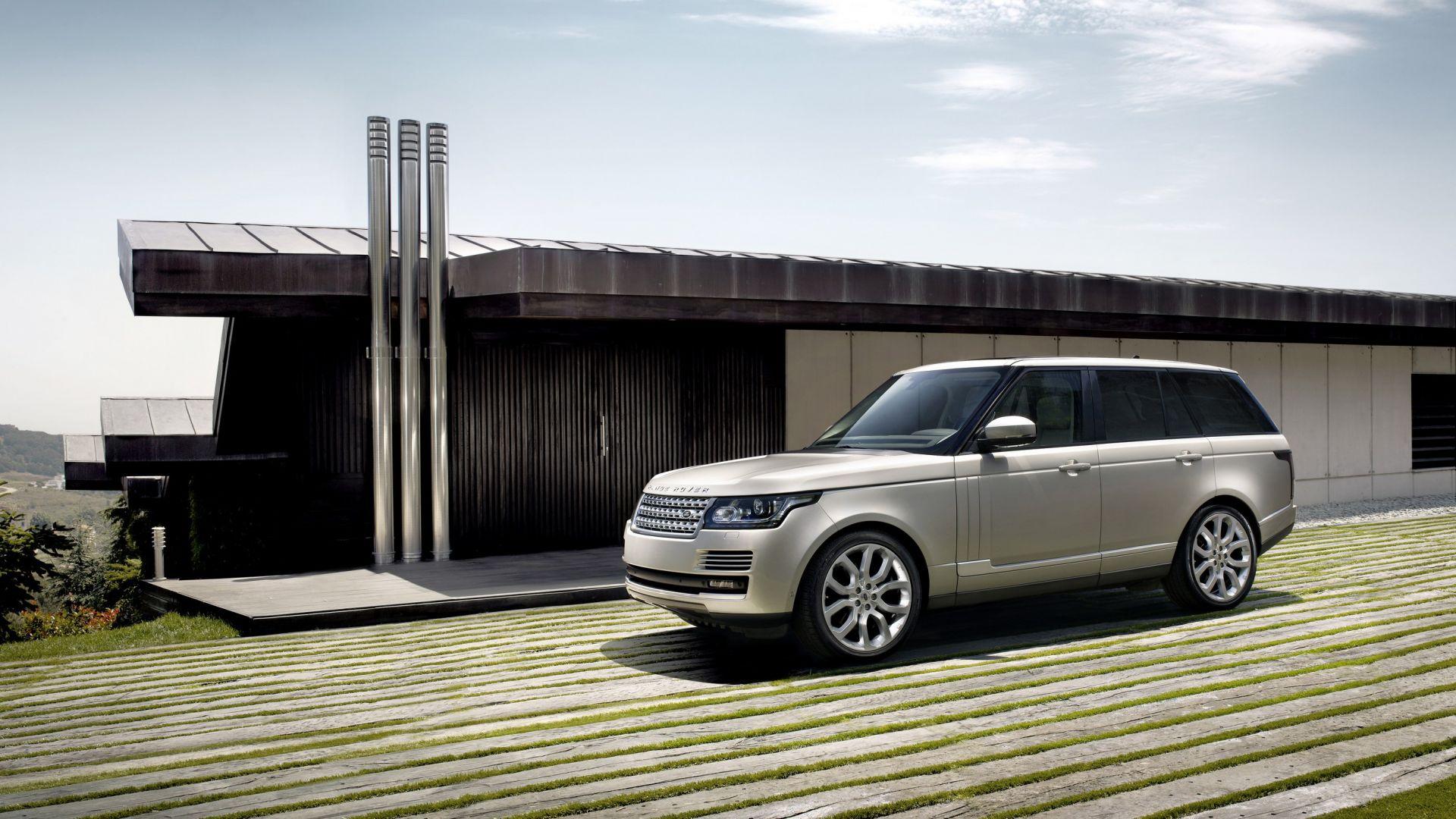 Immagine 85: Range Rover 2013, nuove foto e dati