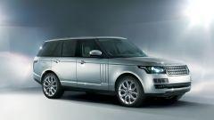 Range Rover 2013, nuove foto e dati - Immagine: 6