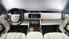 Range Rover 2013, nuove foto e dati - Immagine: 18