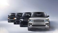 Range Rover 2013, nuove foto e dati - Immagine: 5