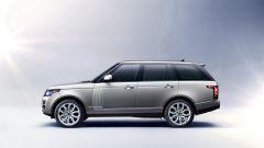 Range Rover 2013, nuove foto e dati - Immagine: 69