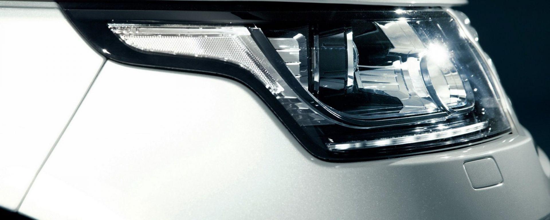 Range Rover 2013, nuove foto e dati