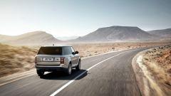 Range Rover 2013, nuove foto e dati - Immagine: 80