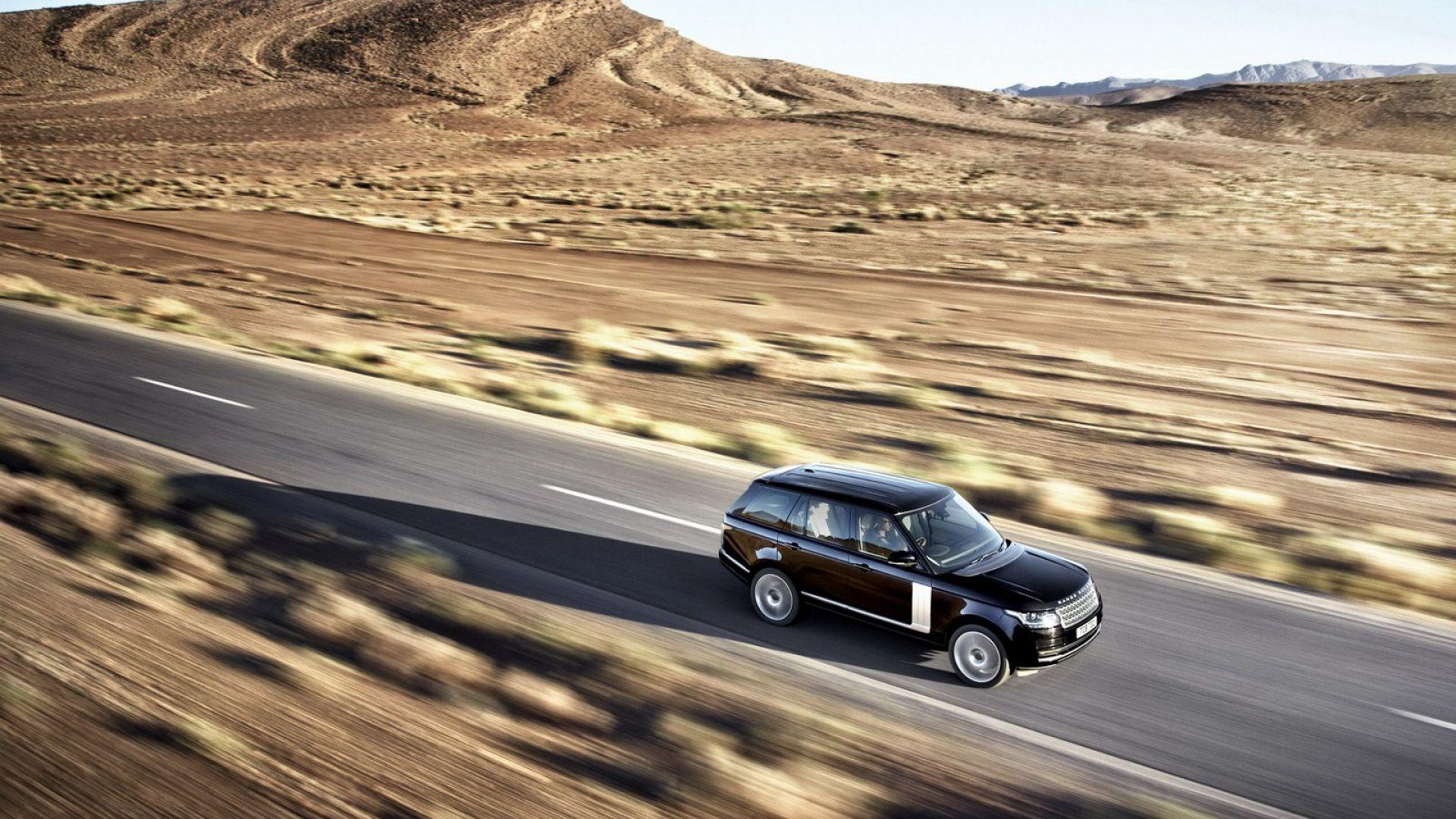 Immagine 76: Range Rover 2013, nuove foto e dati