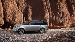 Range Rover 2013, nuove foto e dati - Immagine: 84