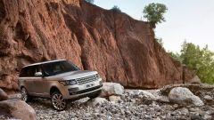 Range Rover 2013, nuove foto e dati - Immagine: 64