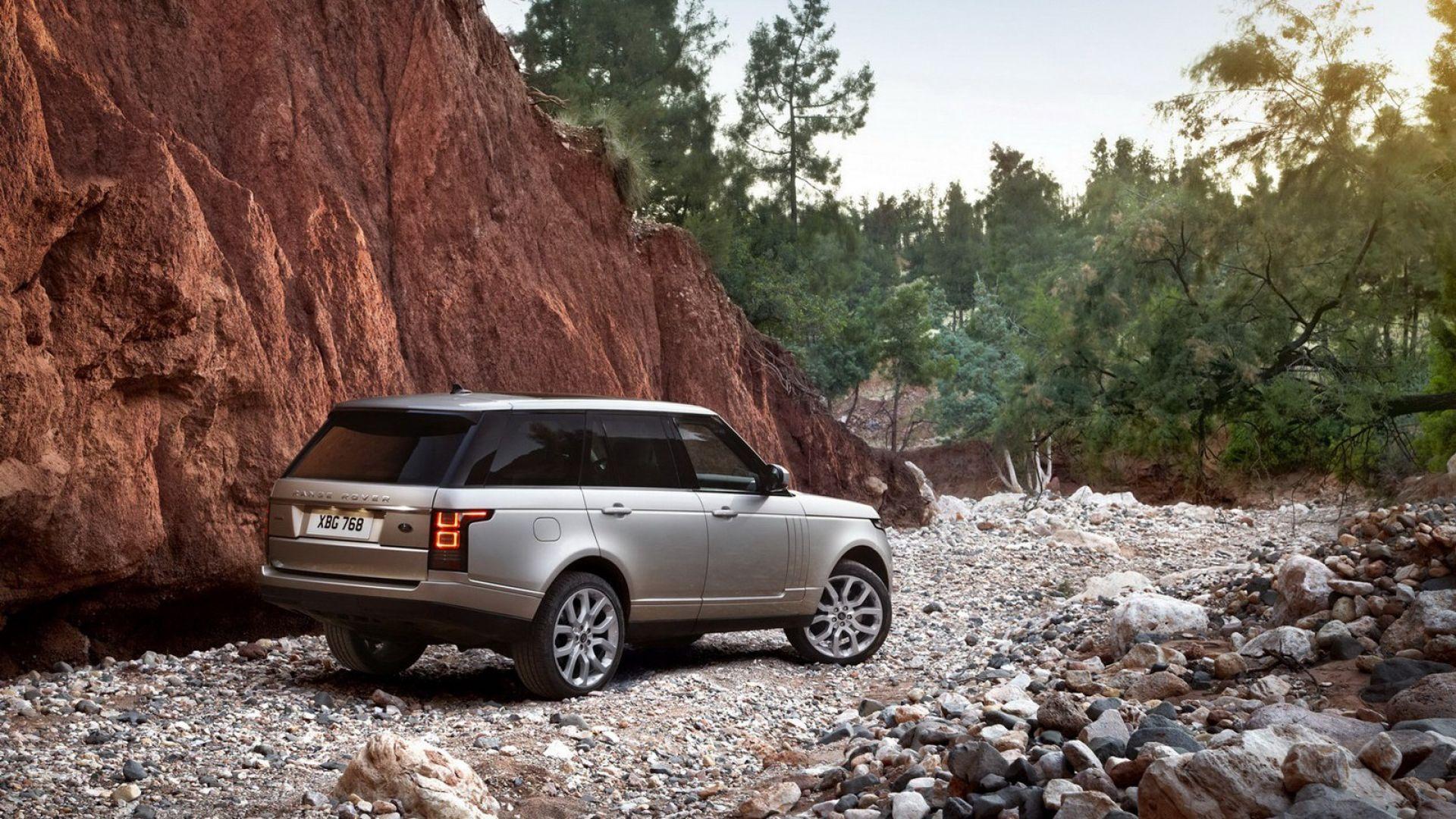 Immagine 23: Range Rover 2013, nuove foto e dati