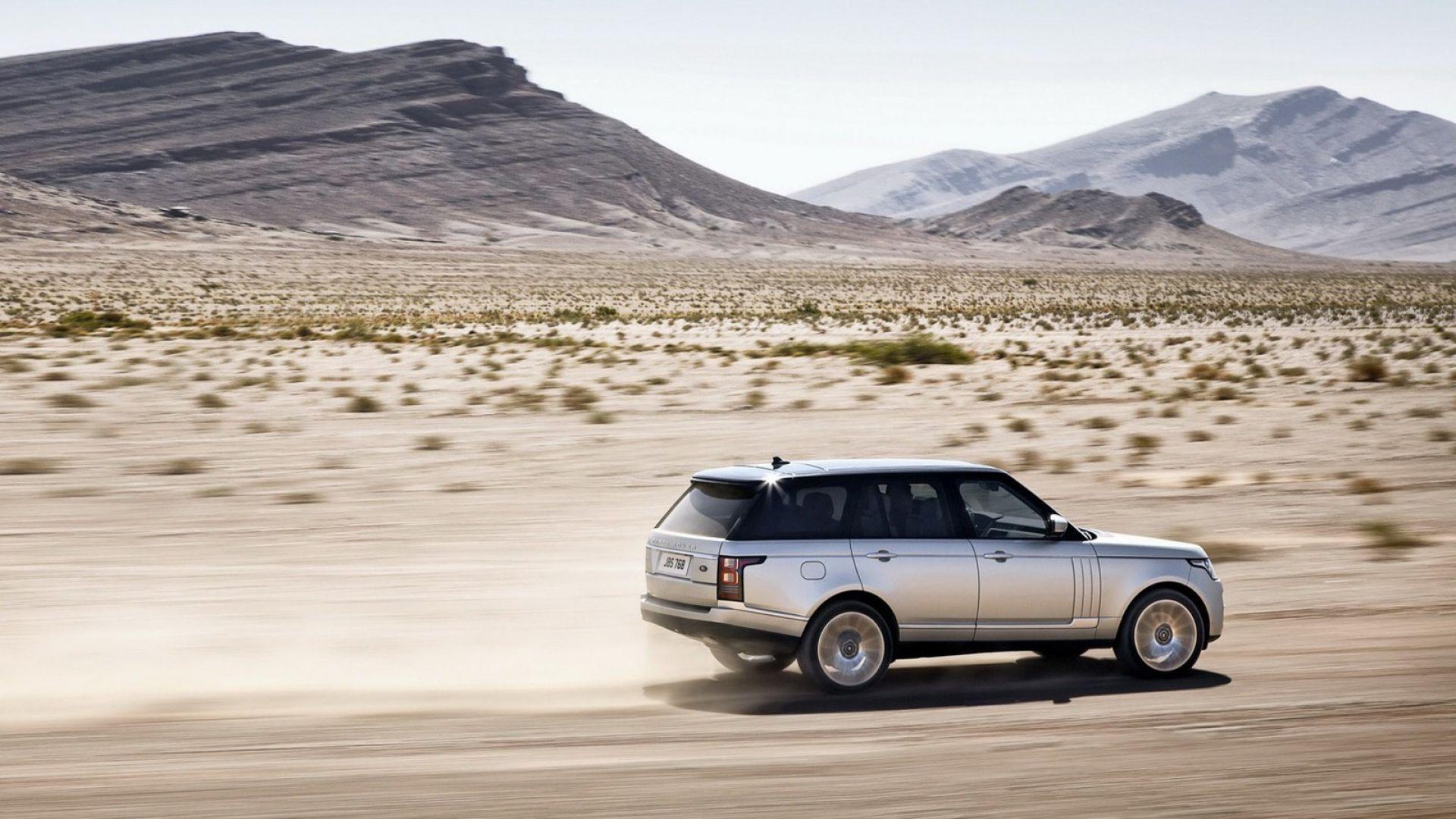 Immagine 37: Range Rover 2013, nuove foto e dati