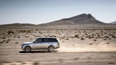 Range Rover 2013, nuove foto e dati - Immagine: 39