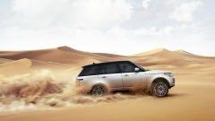Range Rover 2013, nuove foto e dati - Immagine: 35