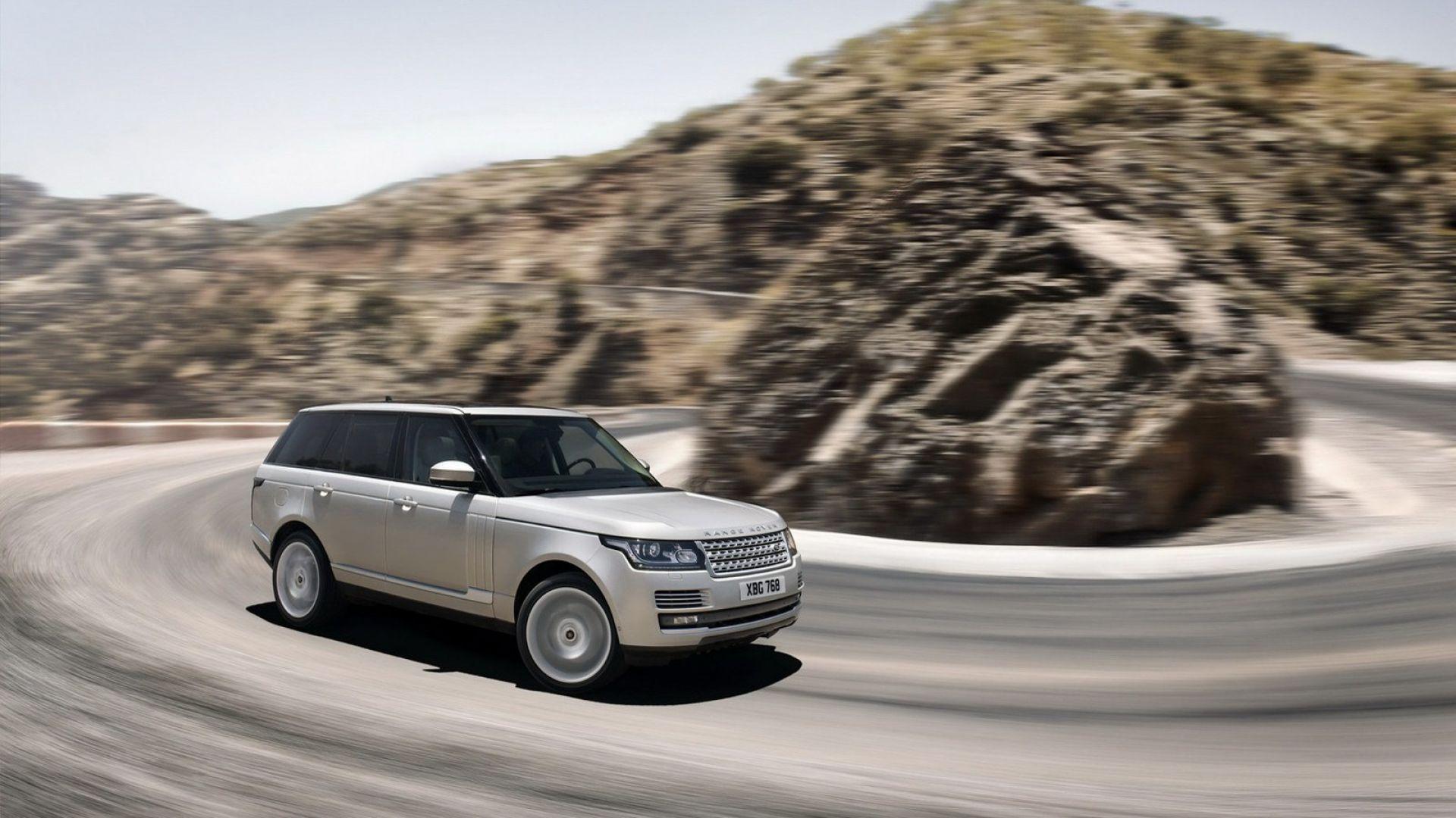 Immagine 29: Range Rover 2013, nuove foto e dati
