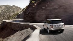 Range Rover 2013, nuove foto e dati - Immagine: 31