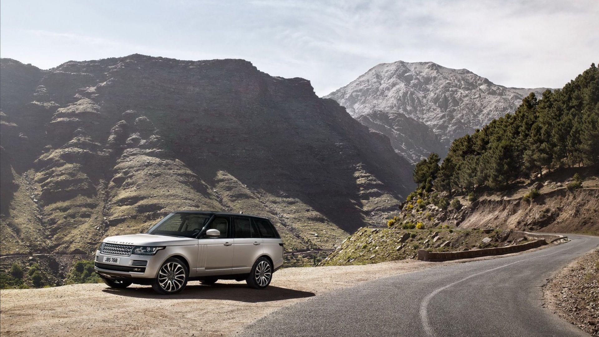 Immagine 43: Range Rover 2013, nuove foto e dati