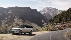 Range Rover 2013, nuove foto e dati - Immagine: 44